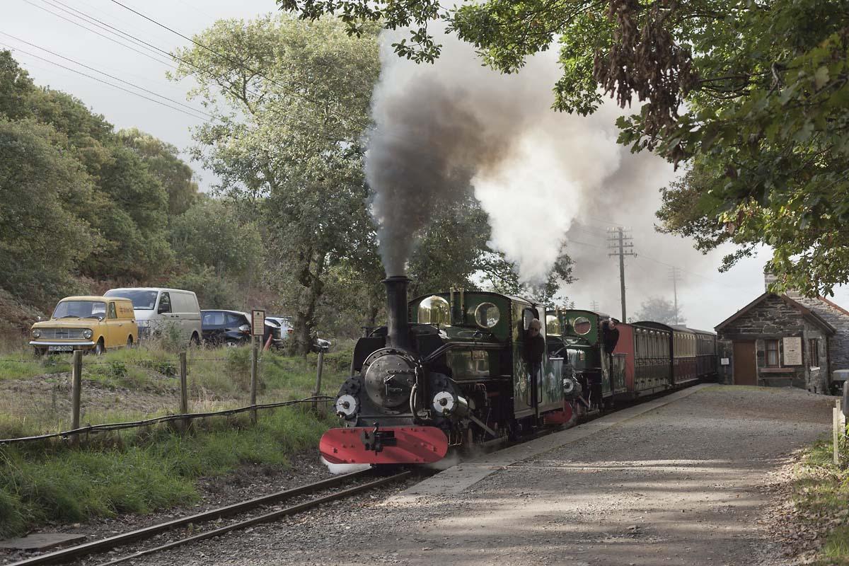 ウェールズの小さな鉄道 4 フェ...